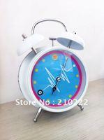 Billiard alarm clock,white pool clock, fashion billiard decoration, Christmas fashion alarm clock gift