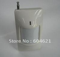 Wireless PIR Sensor/Motion Detector For Wireless GSM Home Security Alarm System 5pcs