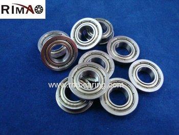 F636 F636ZZ Flange bearing