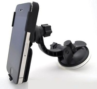 Belt clip + Windshield Car Mount Holder Stand for iPhone 4 G