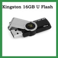 free shipping kingston DT101 G2 16GB USB 2.0 Flash Memory  drive disk u- disk Stick Jump Drive Fold Data Traveller  black