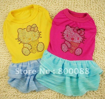 2012 New Arrival  Fashion Dog Skirt
