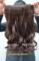 Human brazilian hair weft weave soft natural brown color grade AAA