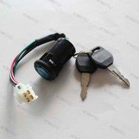 47cc 49cc 110cc 125cc Mini Pocket Bike dirt pit bike atv quad Ignition Key Switch