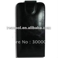 10pcs/lot High quatity Leather Case for Sony Ericsson Nozomi LT26i