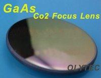 GaAs Co2 laser focus lens, focus length: 63.5mm, diameter:20mm
