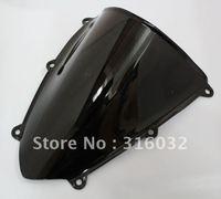 Free shipping  07 08 09 10 Windshield  For Honda CBR 600RR F5 Black Windscreen