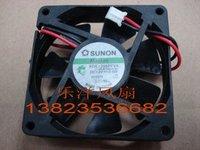 OriginalSUNON( Sunonwealth )KDE1205PFV4 DC12V 0.6W 5CM Cooling fan