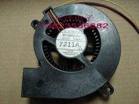 Japan's ToshibaTOSHIBA 12V 160MA 7CM SF72M12-01AThree - line blower centrifugal Cooling fan