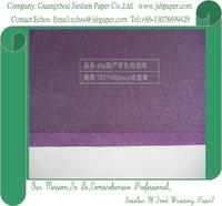 40gsm Purple Greaseproof Paper