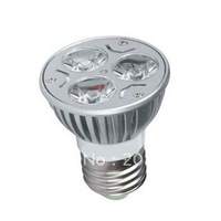 Best selling! EMS Free shipping ! 30 pcs /lot 3 W E27  led spotlight  LED  lamp, Spot light.  Retail/wholesale