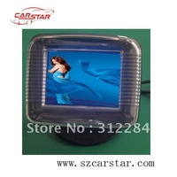 D07220X, NEW !!! 2.5 inch lcd display mini car monitor