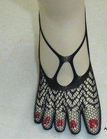 Popular style deodorant five toe sock, 5pairs/lot women's five Toe socks high quality