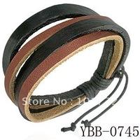 Fashion Cheap Price Leather Cord Bracelet