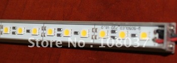 LED Rigid Strip ultra slim,5050 SMD 12VDC led bar light,50cm/1m long/white/warm white /UL/FCC V-style 3yrs Guaranteed