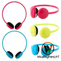 Wallytech Free Shipping For  iPhone 4s 4G Headphone Headset with microphone  (WTE-518)