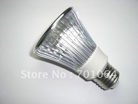 New Products: Free shipping 50pcs/lot PAR20 5X1W spotlight with 450LM, direct replacement of traditional 60W bulbs, E27 base