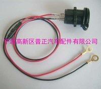 10-12v Waterproof Accessory Cigarette Power Socket 10-AMP