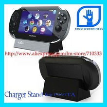 FREE SHIPPING Charger Stand For PSVITA USB Convert DC Chargeable Cable and Charger Stand For Playstation PS VITA PSV(China (Mainland))