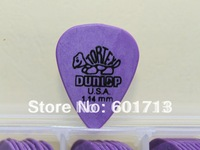 NEW 72 piece Guitar Picks 1.14 mm Purple Tortex Guitar Picks from china Wholesale free shipping
