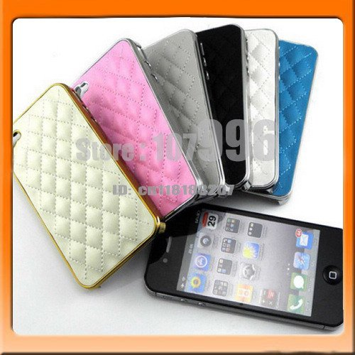 50x Heavy Duty Tough Hyper Hard Case Cover For iphone 4 4G 4S, Hard Plastic+ silicone Case For iphone 4G 4S + DHL Free Shipping