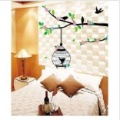 Free shipping,wall sticker,34*68cm Hot Sell! 25pcs/lot decorative sticker ,decorative wallpaper,LB1633