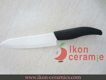 "Free Shipping! High Quality Zirconia New 100% 6"" Ikon Japanese Ceramic Chef Knife(AJ-6001W-AB)"