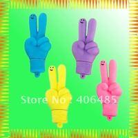 wholesale  cute hand style 4GB 8GB 16GB USB flash drive usb flash memory factory price   free shippng