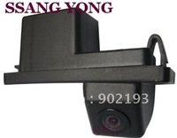 Car rear view camera for Ssangyong Kyron Rexton waterproof night version free shipping