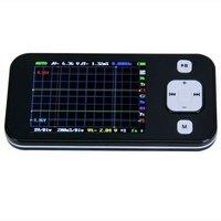 Free ship from FEDEX or DHL, Portable V1.5 ARM Pocket Size 2.8'' Digital Oscilloscope 2Msps NEW