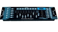 DMX512 console, 192 console, stage lighting controllers DJ 192CHS DMX512 Controller