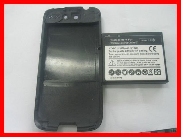 For Samsung Galaxy Nexus/i9250 3600mah Extended Li-ion Battery with Back Cover 10pcs/lot Free shipping