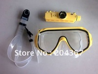 wholesale underwate camera: RD34, 5.0MP CMOS, working underwater 15 meter, free shipping