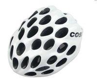 Unique Sport Bicycle Adult Mens HERO Bike Helmet White