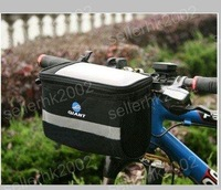 5pcsCycling Bike Bicycle Trame Pannier Front Tube Bag