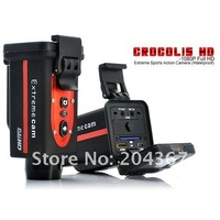 Original :  Wholesale and retail+1080P Full HD Extreme Sports Action Camera (Waterproof) - Black/Red
