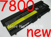 + Cheap Price, Good Quality /New 11.1v 7800mah Laptop battery for Lenovo ThinkPad SL410k SL510 T410 T410i T420  / +Free Shipping