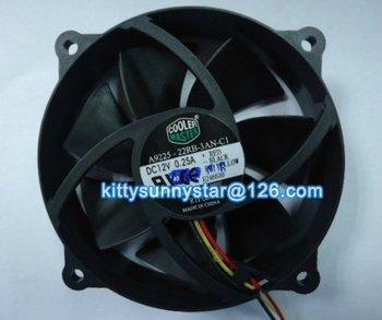 Cooler Master 9225 A9225-22RB-3AN-C1 TCM9225-12RF 12V 0.25A Computer CPU Cooler Fan,Cooling Fan