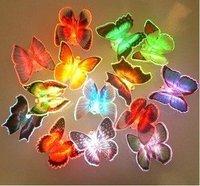 Best selling! EMS Free shipping! 200 pcs/lot Butterfly little night light, Night light. Retail&Wholesale