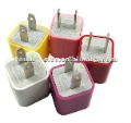 200pcs/lot Wholesale USB Adapter Wall Charger For iPhone 3G 3GS 4G iPod,US Wall Home AC Power Charger Adapter,DHL Shipping