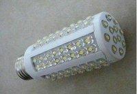 220v 108 beads 5W LED light,E14/E27 warm White corn LED lamp