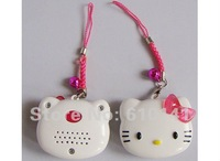 Hello Kitty   Ultrasonic Electronic   drive midge Free Shipping