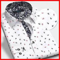 Мужская повседневная рубашка B ! 100% /g621