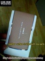 leather surface finished prototypes