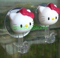 2 pcs/pack PVC Hello Kitty Cute Multi-Function Chuck Hook (SI-07)