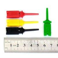"Free Ship, 2"" Grabber IC SMD Test Probe Hook Clip for Multimeter , Length=5/2 inch"