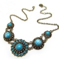Bohemia vintage heronsbill chokers necklace