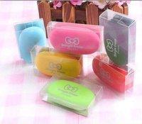 Free Shipping & Wholesale,New Creative,KoreaStudent Stationery, Pebble Eraser,Cobbleston,Cheaper