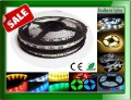 LED ribbon flexible tape strip light DC12v SMD 5050 300 leds 5m a roll non waterproof rgb strips