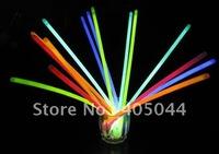 3000PCS/LOT  Multi color hot glow stick led color flashing bracelet lighting flash sticks